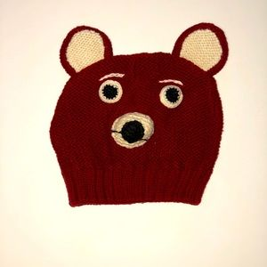 Baby Gap Knit Fox Beanie